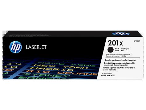 Картридж HP 201X LaserJet (CF400X) картридж hp 201x laserjet cf401x