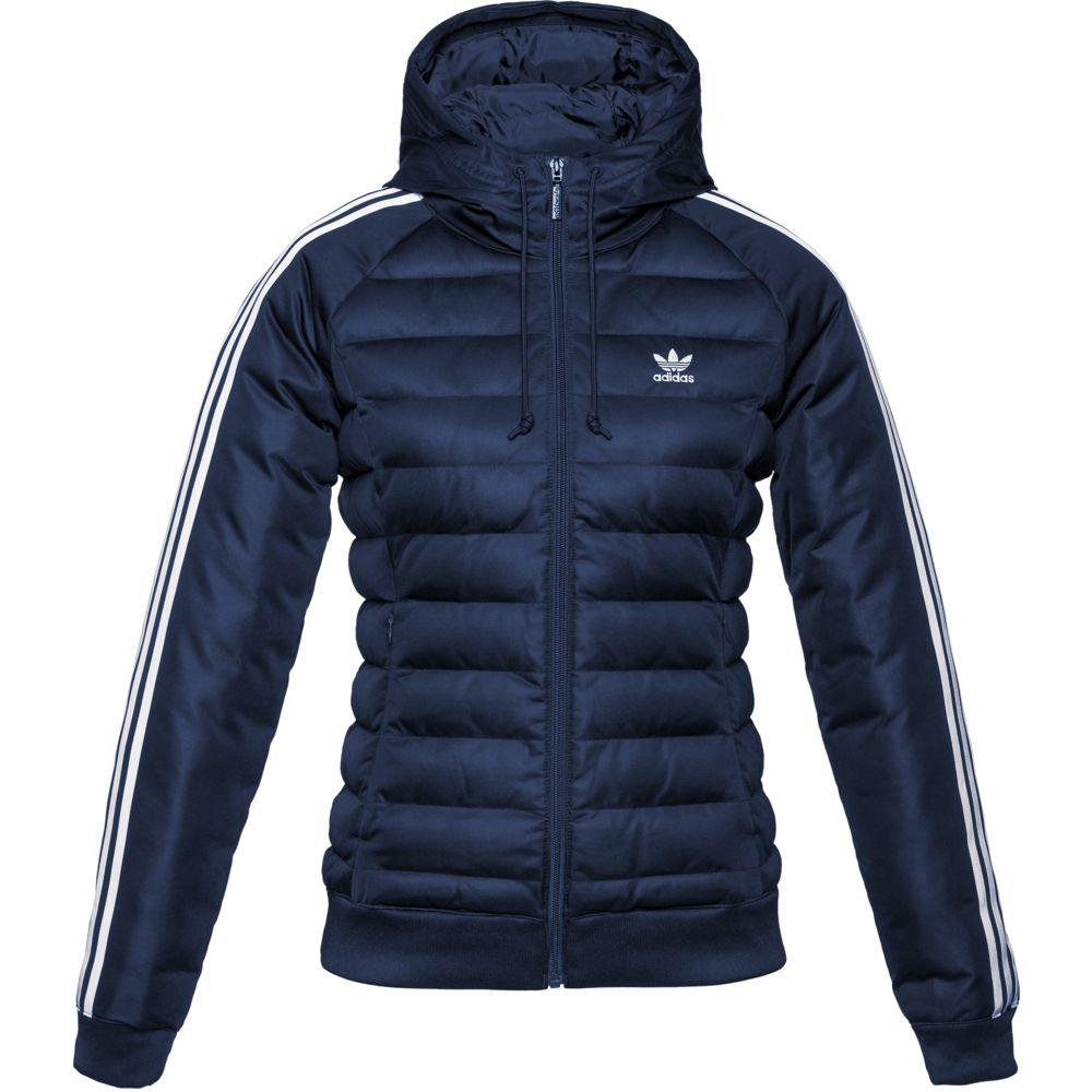Куртка женская Slim, синяя, размер M фото