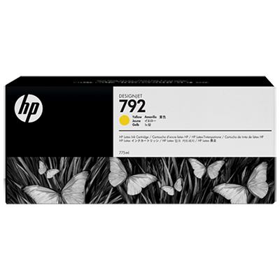 HP Latex Designjet 792 Yellow 775 мл (CN708A) матрас мега комфорт spring latex soft mix 90x186