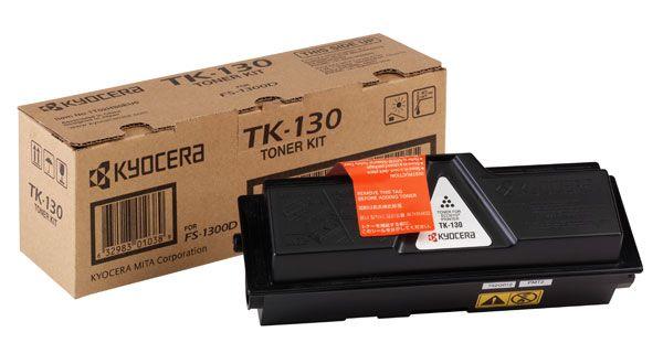 Тонер-картридж Kyocera TK-130
