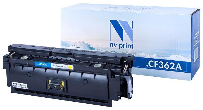 Фото - Картридж NV Print CF362A картридж nv print cf362a