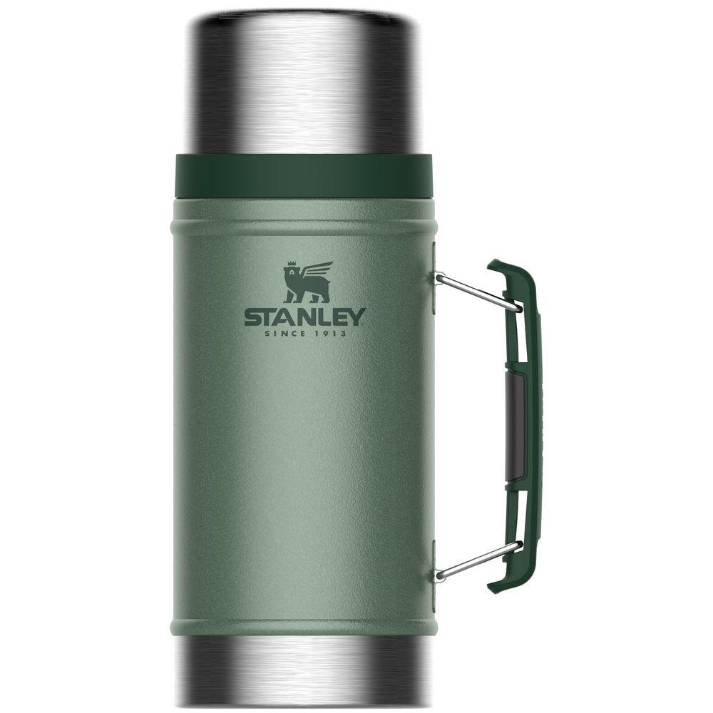Термос для еды Stanley Classic 940, темно-зеленый фото
