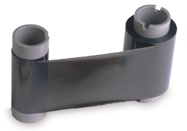 Монохромная полимерная лента черная Fargo 84060.