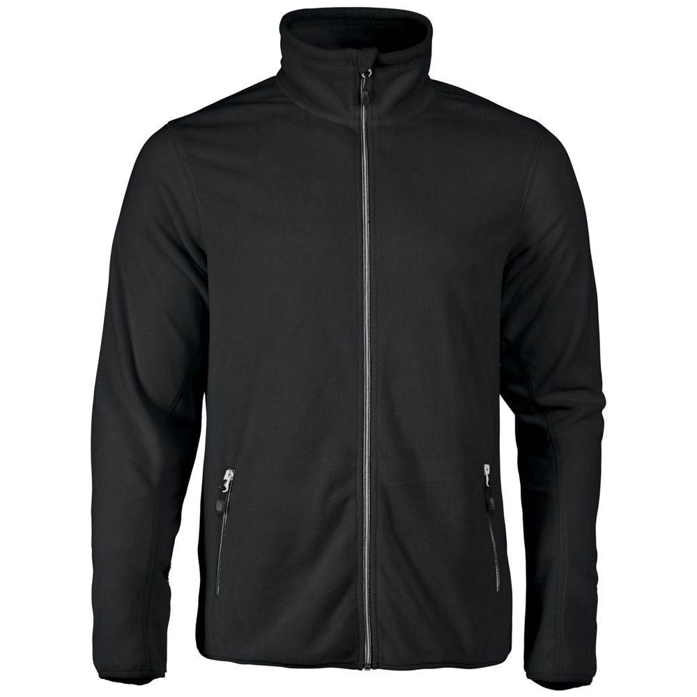 Куртка мужская TWOHAND черная, размер L фото