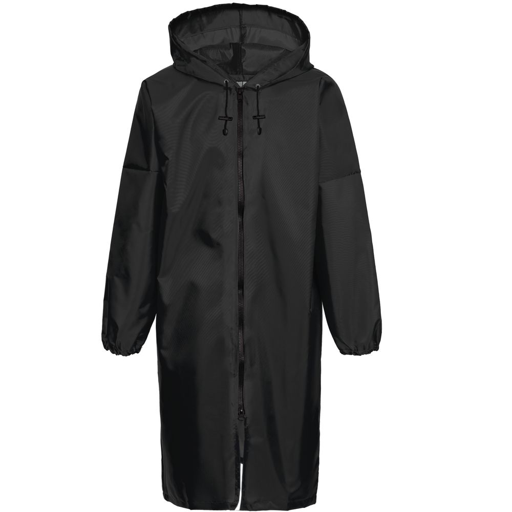 Дождевик Rainman Zip черный, размер M дождевик rainman zip темно синий размер m