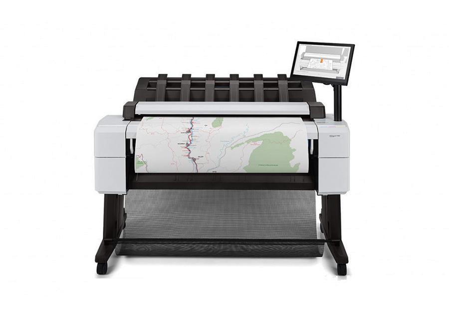 Фото - HP DesignJet T2600dr ps 36 (3EK15A) 44 дюймовый шпиндель hp designjet zx100 для печати графики q6699a