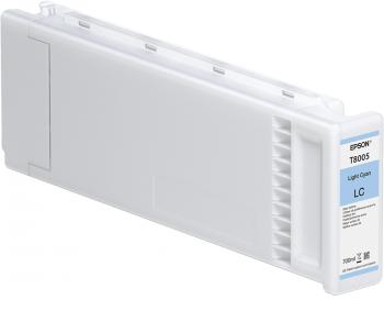 Epson T8005 Light Cyan 700 мл (C13T800500)