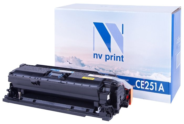 Фото - Картридж NV Print CE251A/723 картридж ce251a