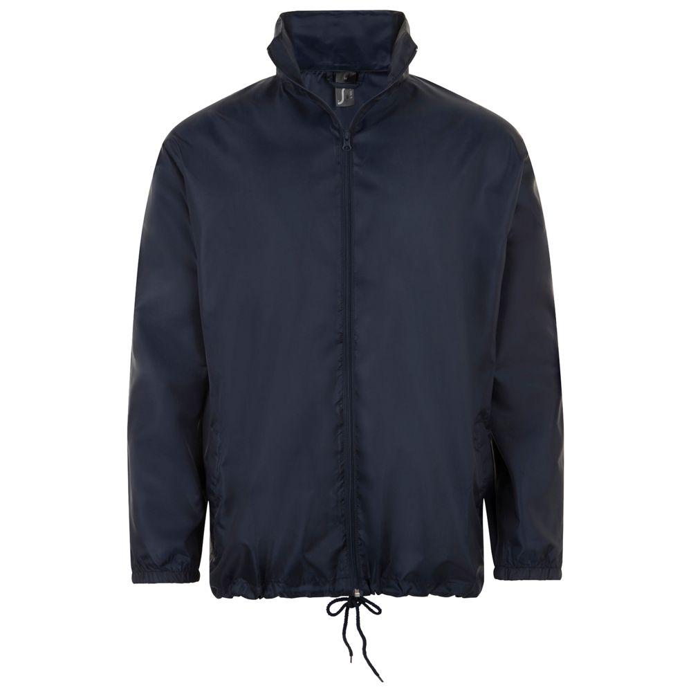 цена на Ветровка унисекс SHIFT темно-синяя, размер XL