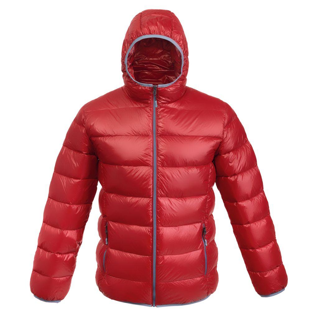 Фото - Куртка пуховая мужская Tarner красная, размер S куртка пуховая мужская tarner серая размер l