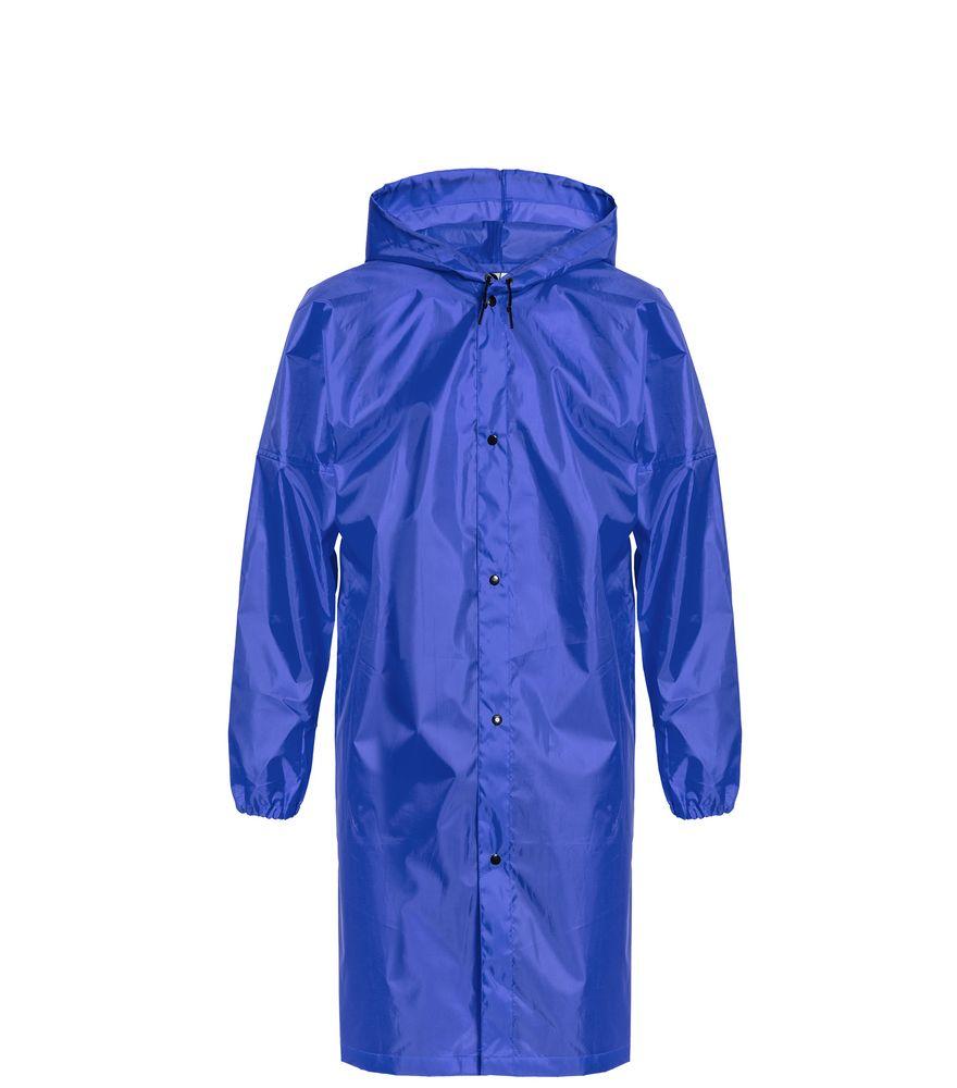Дождевик унисекс Rainman ярко-синий, размер M дождевик rainman zip темно синий размер m