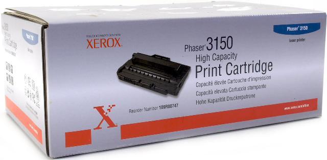 Фото - Принт-картридж Xerox 109R00747 принт картридж xerox 109r00747