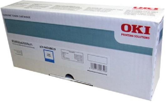 Фото - Тонер-картридж OKI TONER-W-ES7411WT/PRO7411WT (44318659) термос biostal fler цвет белый 1 л nb 1000с w
