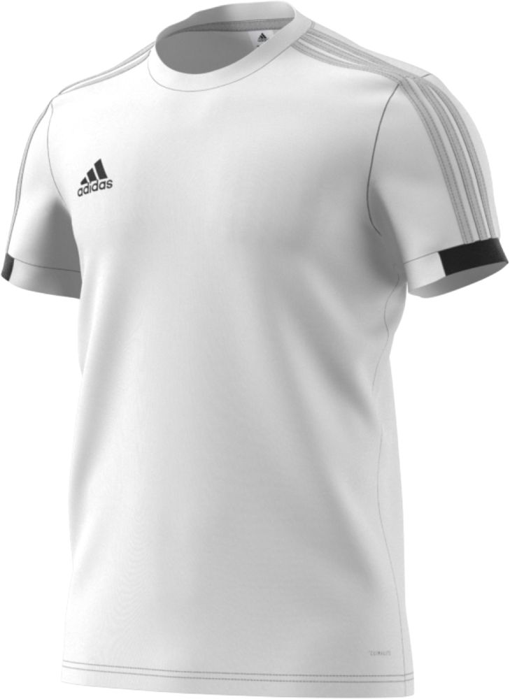 Футболка Condivo 18 Tee, белая, размер 2XL