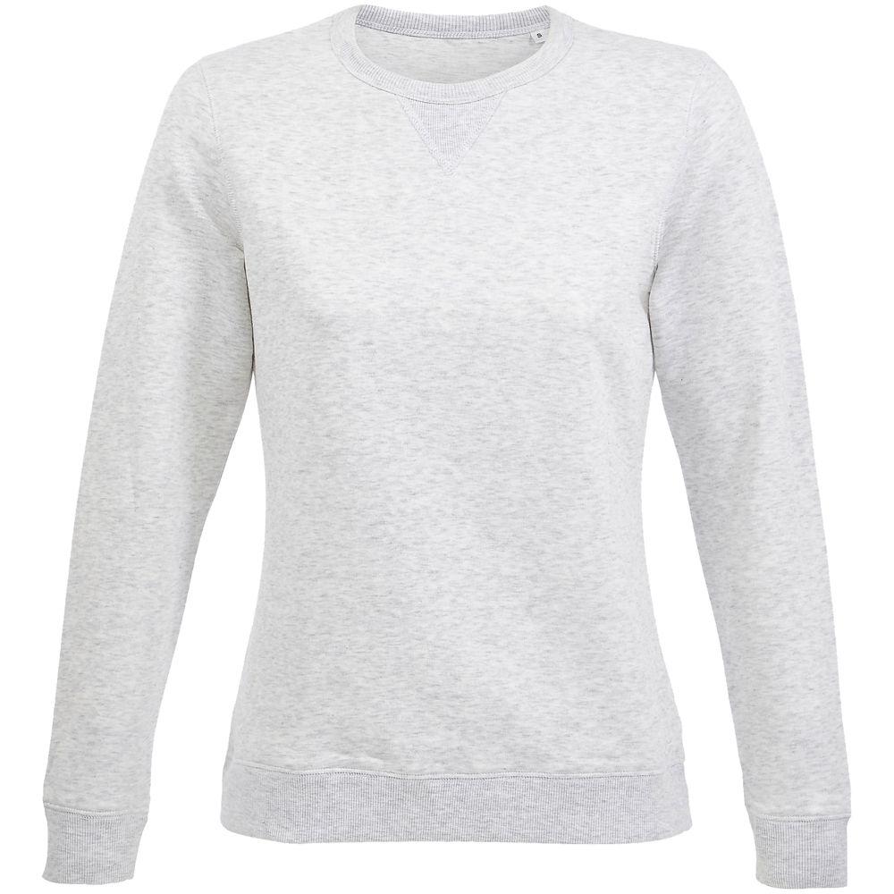 Фото - Толстовка женская Sully Women, светло-серый меланж, размер M платье oodji collection цвет светло серый меланж 24001104 5b 47420 2000m размер m 46