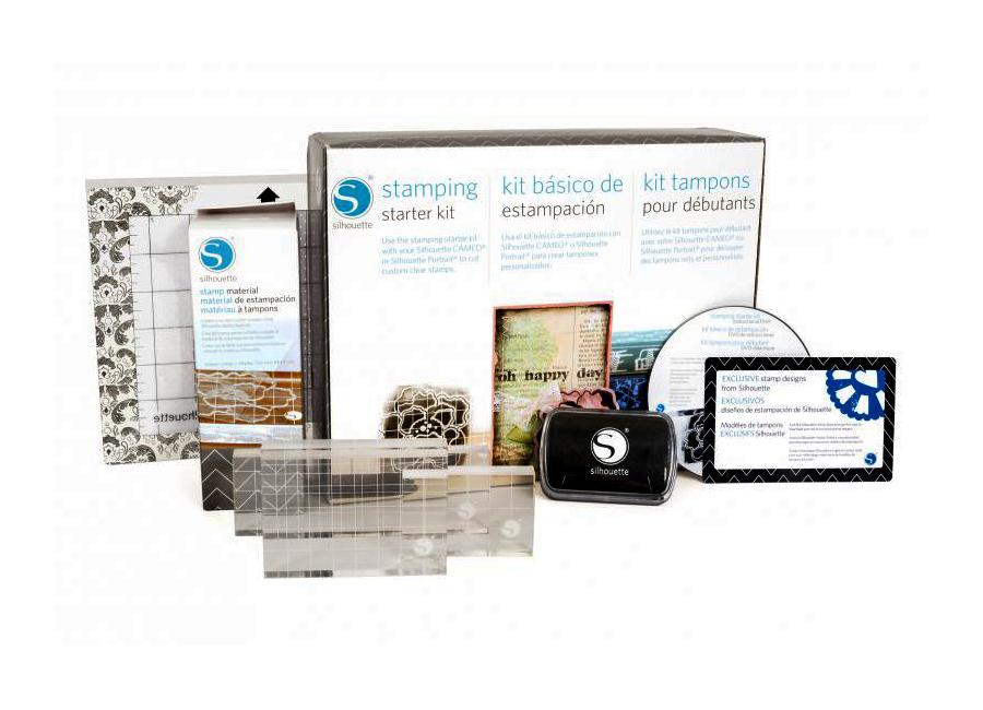 Фото - Стартовый комплект изготовления печатей для плоттеров Silhouette CAMEO и Portrait облегченная сумка для режущих плоттеров cameo 3 серая