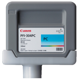Canon PFI-304PC Photo Cyan 300 мл (3853B005) canon pfi 206pgy photo gray 300 мл 5313b001