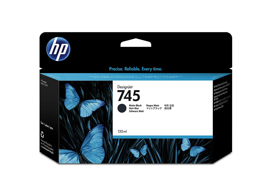 HP DesignJet 745 Photo Black 130 мл (F9J98A)
