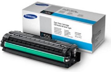 Фото - Тонер-картридж Samsung CLT-C506S/SEE тонер картридж samsung clt y506l see
