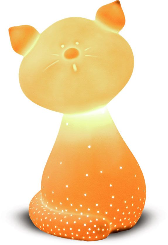 Фото - Светильник керамический «Кот» светильник pill