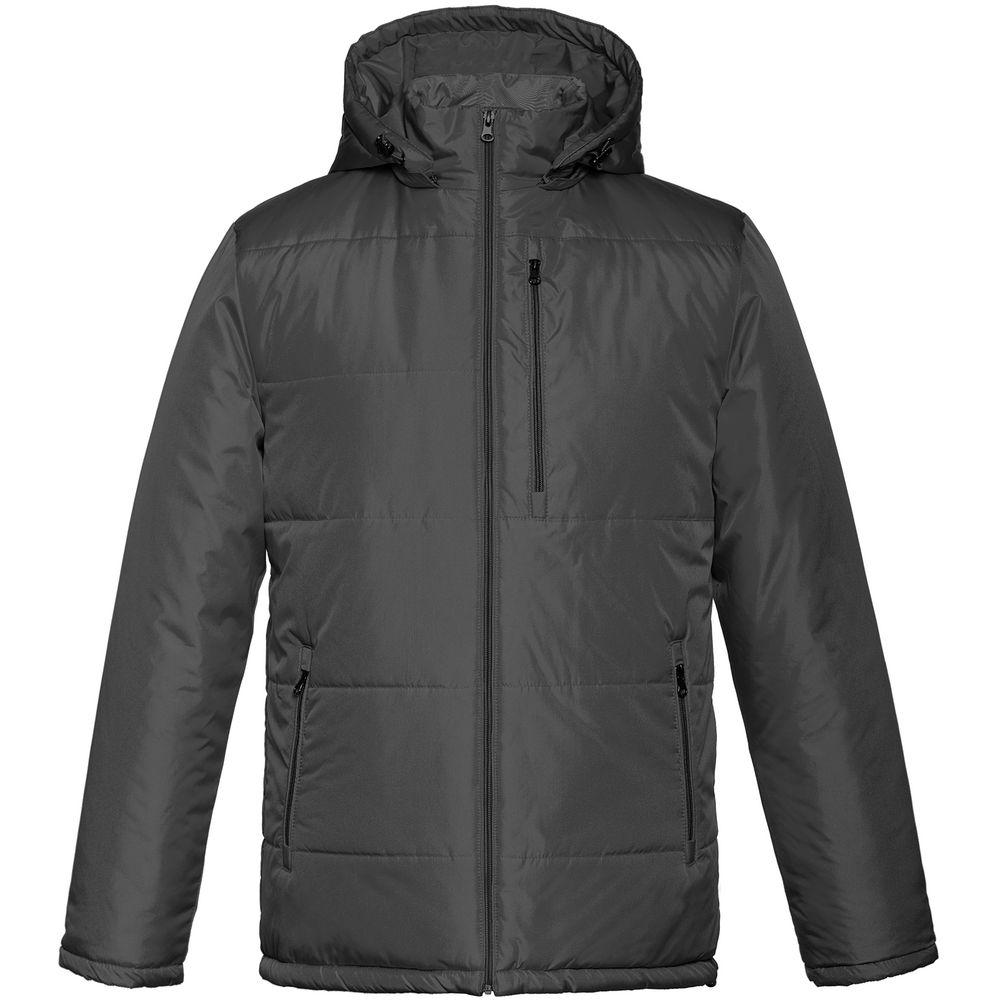 Фото - Куртка Unit Tulun, серая, размер L куртка unit tulun серая размер xxl