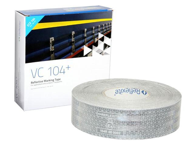 Фото - Oralite/Reflexite VC104+ Curtain Grade для мягкого тента, белая 0.05x50 м oralite reflexite vc104 curtain grade segmented для мягкого тента сегментированная белая 0 05x50 м