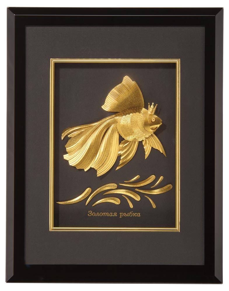 Панно «Золотая рыбка» елена арсеньева золотая рыбка
