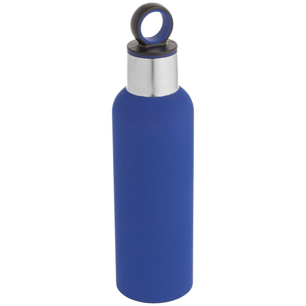 Термобутылка Sherp, синяя