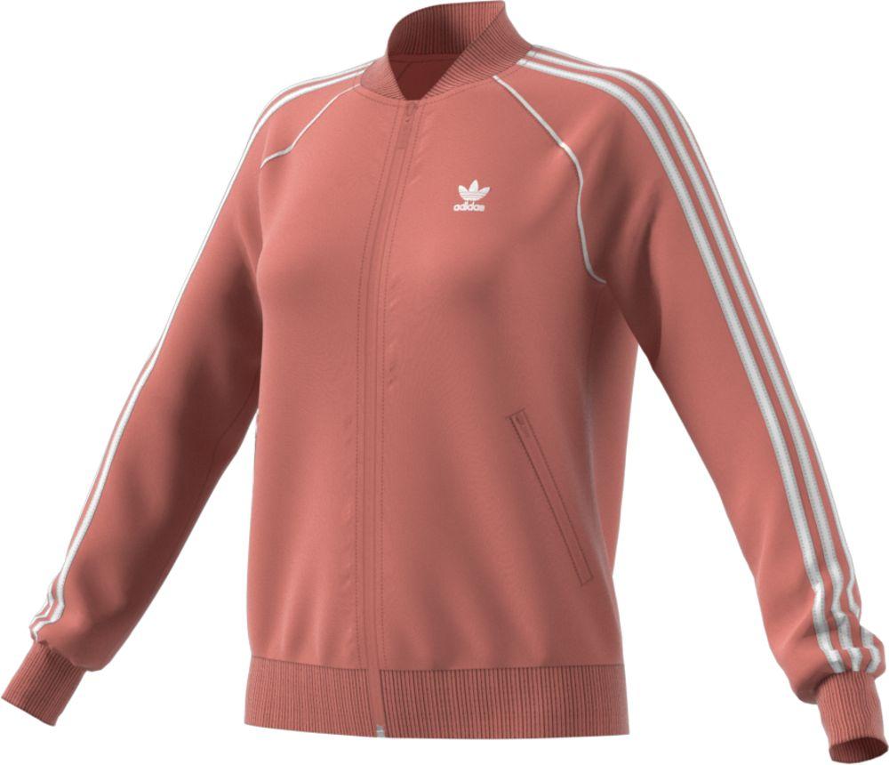 Куртка тренировочная женская на молнии SST TT, розовая, размер L multisync p404 sst
