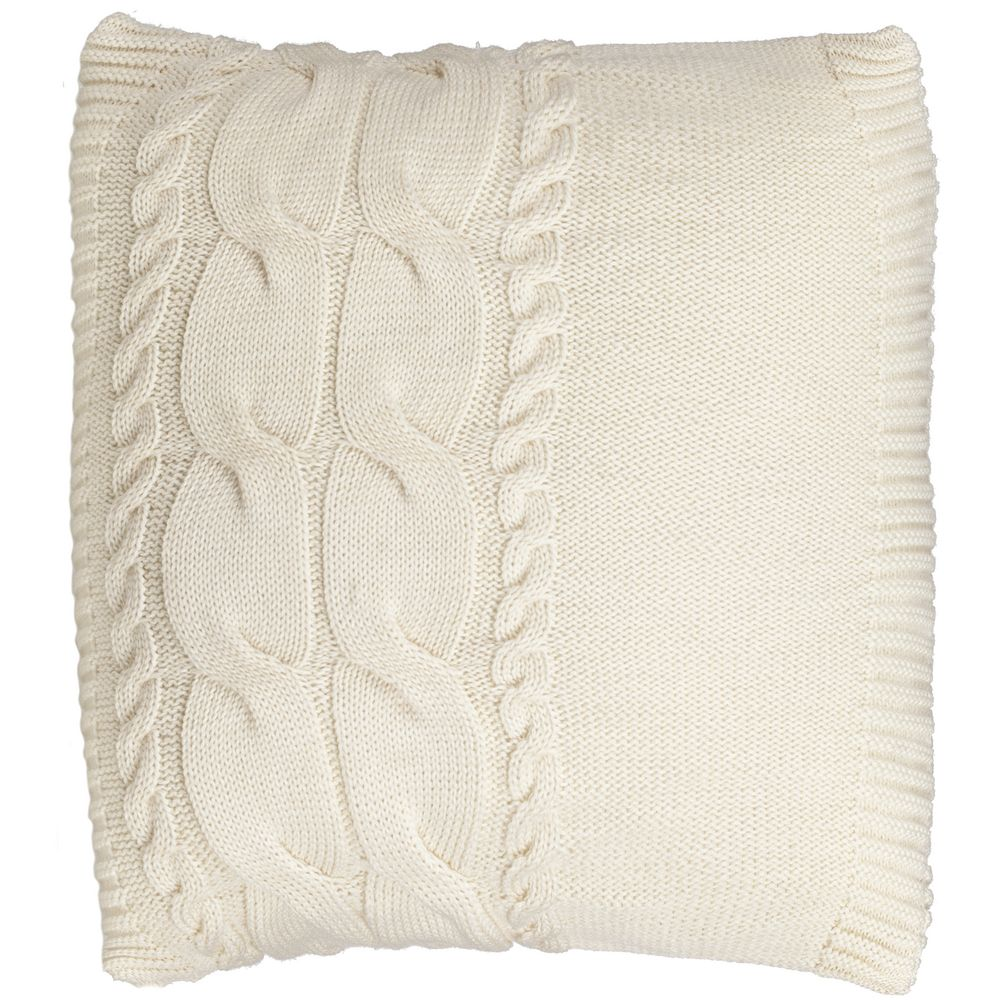 Подушка Stille, молочно-белая шапка brugge молочно белая