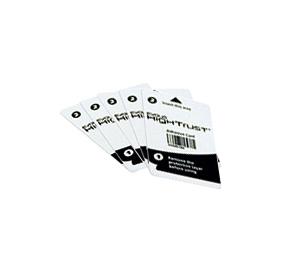Фото - Набор для чистки принтера Avansia, 5 клейких карт ACL006 набор автомобильных ковриков novline autofamily для skoda fabia fabia scout 2007 хэтчбек в салон 5 шт