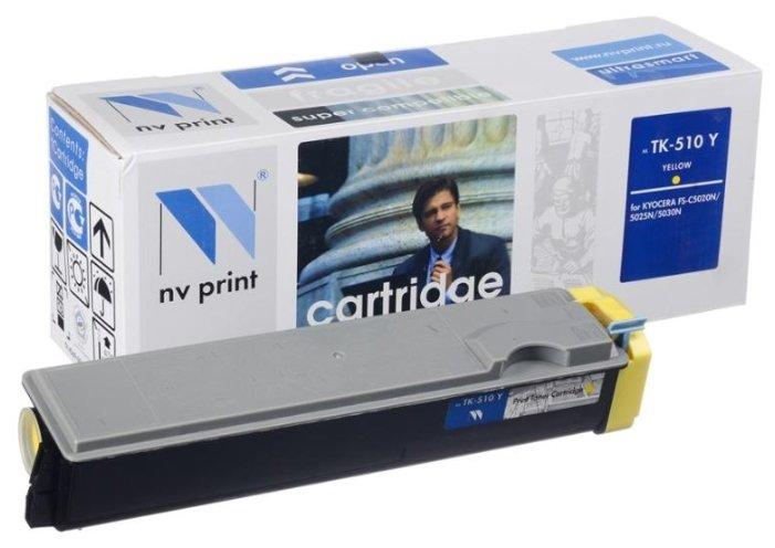 Картридж NV Print TK-510Y фото