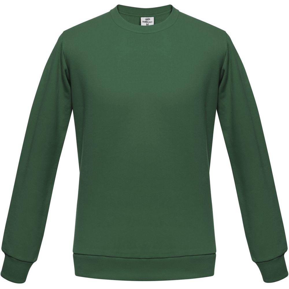 Фото - Толстовка Unit Toima Heavy темно-зеленая, размер XXL куртка unit tulun темно зеленая размер xxl