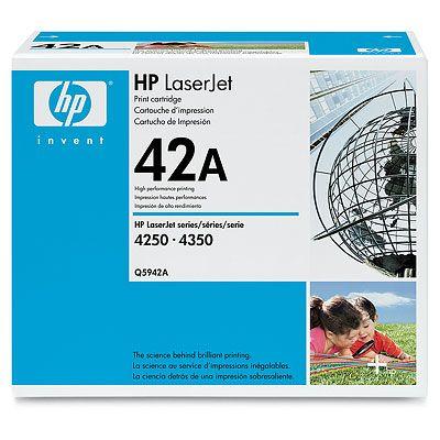 Тонер-картридж HP Q5942A