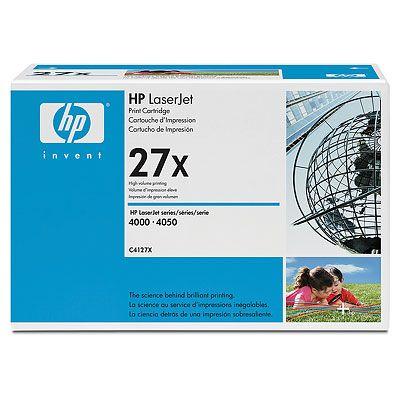 Тонер-картридж HP C4127X, Hewlett-Packard  - купить со скидкой