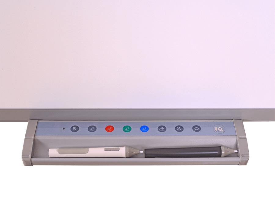 Фото - Лоток активный IQPenTray U510Q лоток для бумаг базис вертикальный черный лт32