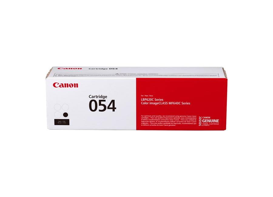 Тонер-картридж Canon 054 BK (3024C002)
