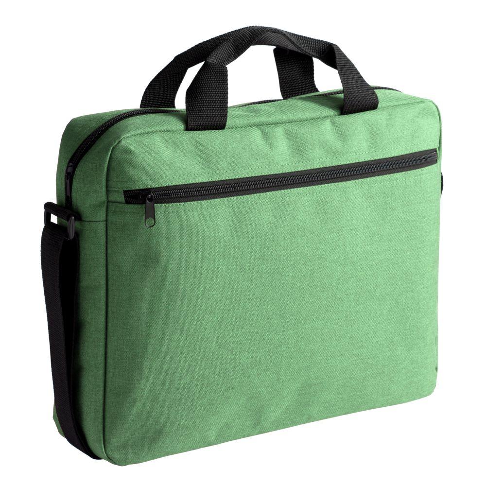 Конференц-сумка Unit Member, зеленая сумка для ноутбука unit bimo work зеленая