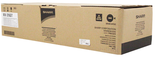 Тонер-картридж Sharp MX-315GT sharp mx m266n