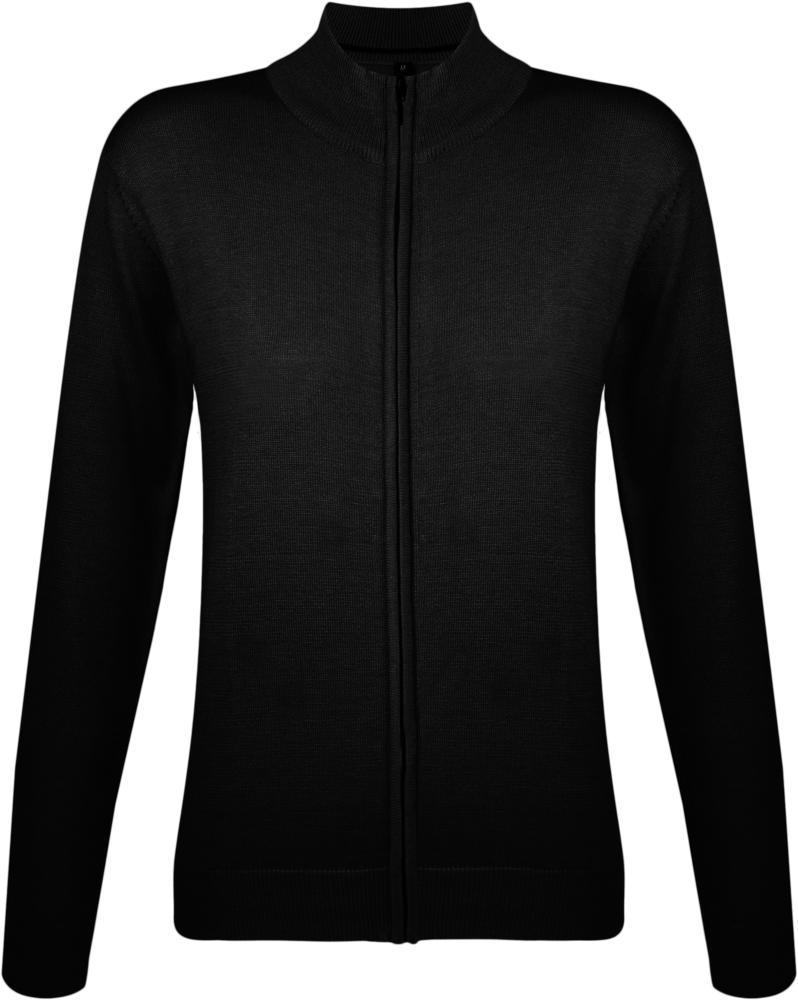 Фото - Свитер женский GORDON WOMEN черный, размер M свитер женский top secret цвет черный ssw2370ca размер 34 42