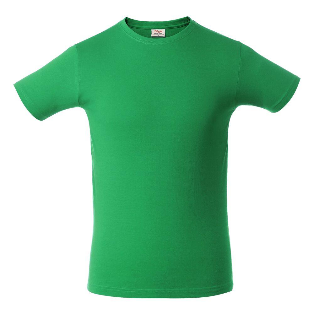 Футболка мужская HEAVY зеленая, размер XXL