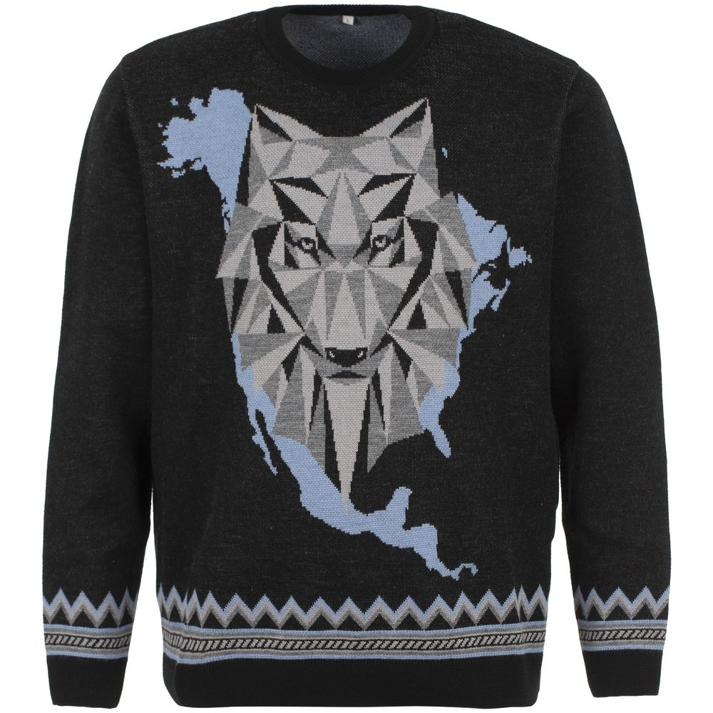 Джемпер Totem Wolf, размер XS