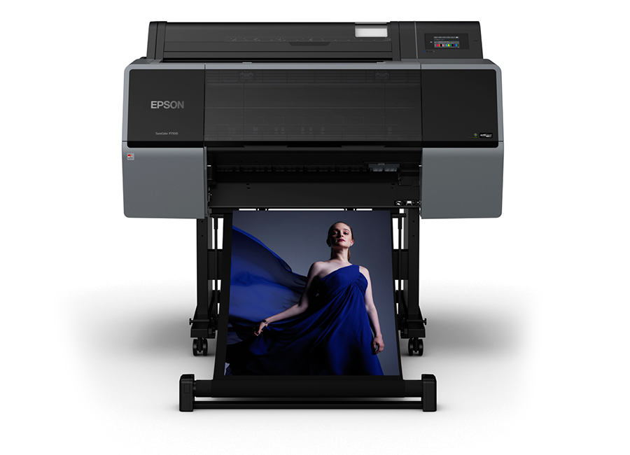 Фото - Epson SureColor SC-P7500 STD (C11CH12301A0) epson surecolor sc p9000 std ink bundle c11ce40301a8