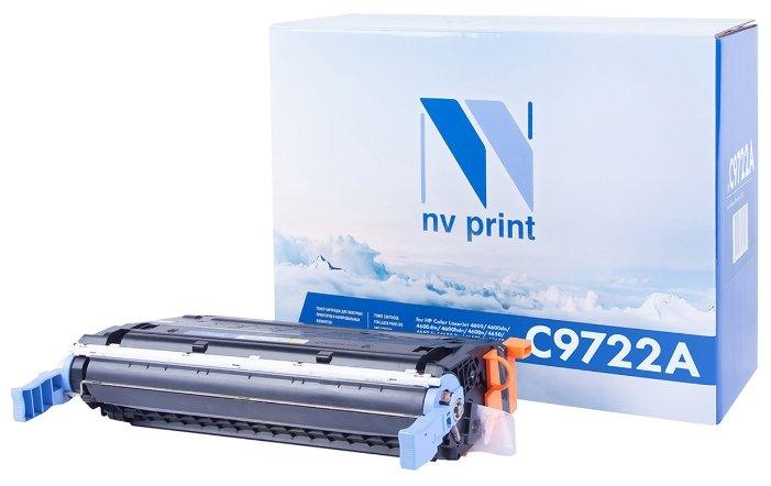 Фото - Картридж NV Print NV-C9722A картридж nv print q1338a