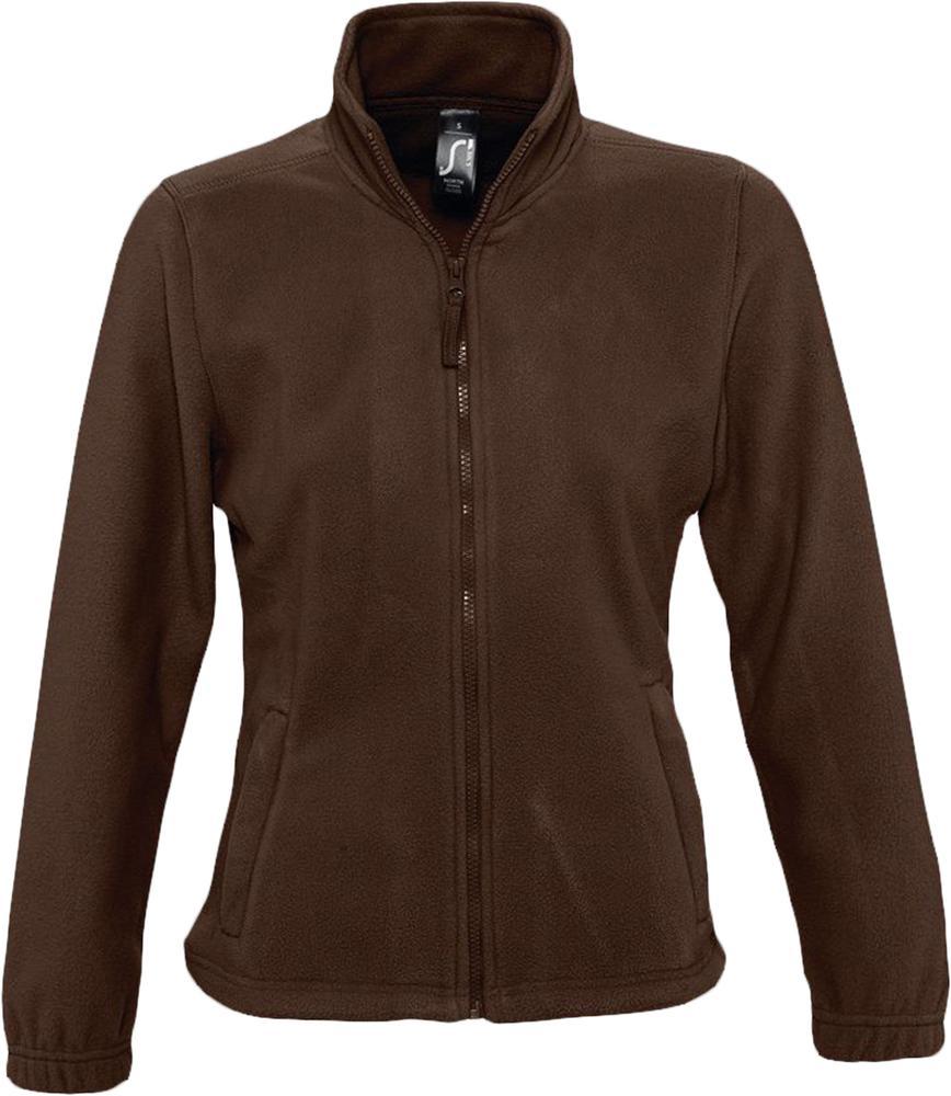 Фото - Куртка женская North Women коричневая, размер XXL куртка женская north women коричневая размер m