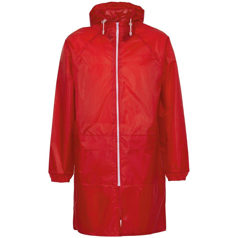 Дождевик Rainman Zip Pro красный, размер S