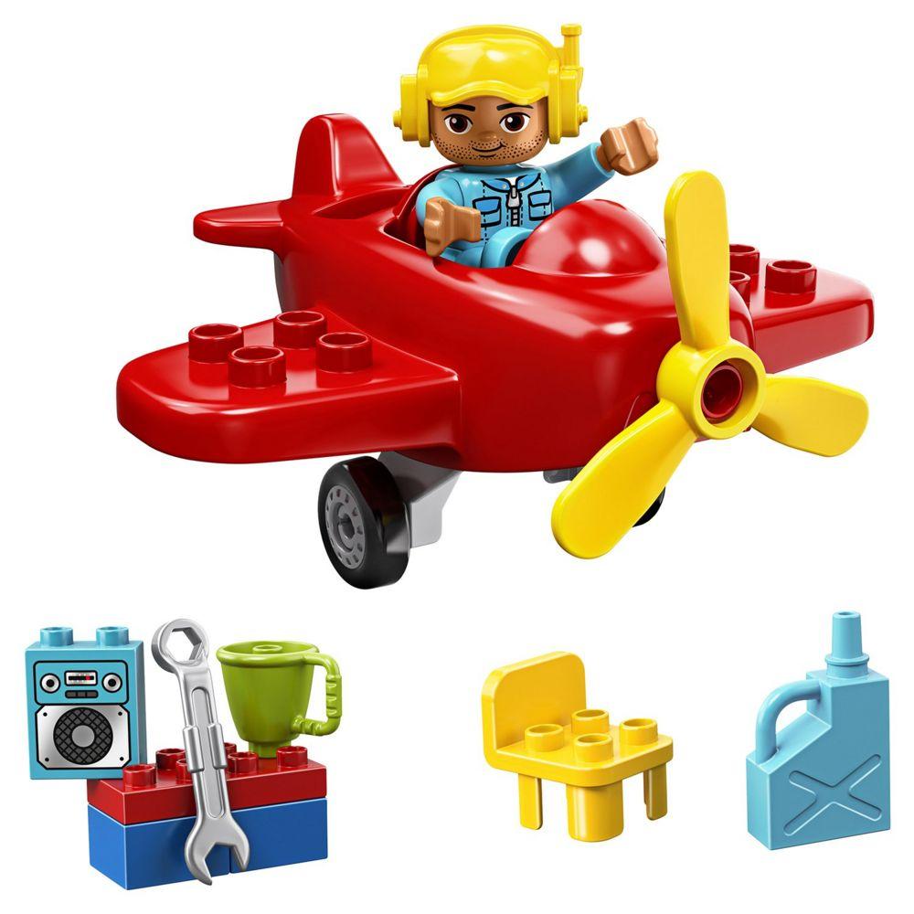 Конструктор «LEGO Duplo. Самолет» lego duplo 10925 конструктор лего дупло игровая комната
