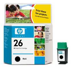 купить Картридж HP Inkjet Cartridge Black (51626A) недорого