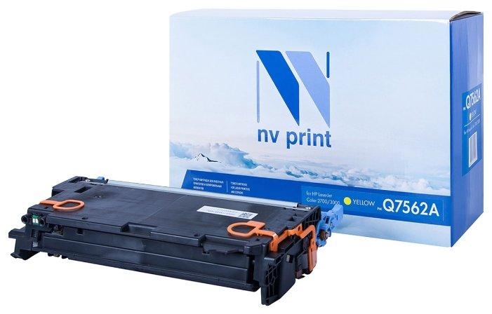 Фото - Картридж NV Print Q7562A картридж nv print q7562a для hp