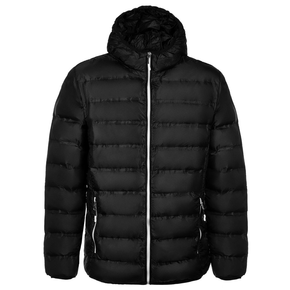 Фото - Куртка пуховая мужская Tarner Comfort черная, размер M куртка пуховая мужская tarner серая размер l